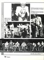 1984 Sonora High School Yearbook Page 98 & 99