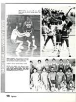 1984 Sonora High School Yearbook Page 102 & 103