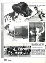 1984 Sonora High School Yearbook Page 108 & 109