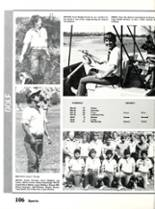 1984 Sonora High School Yearbook Page 110 & 111