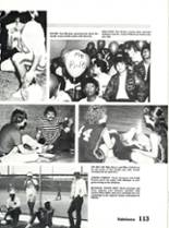 1984 Sonora High School Yearbook Page 116 & 117