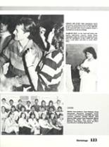 1984 Sonora High School Yearbook Page 126 & 127