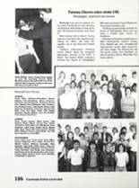 1984 Sonora High School Yearbook Page 130 & 131