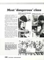 1984 Sonora High School Yearbook Page 138 & 139