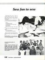 1984 Sonora High School Yearbook Page 146 & 147