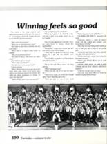 1984 Sonora High School Yearbook Page 154 & 155