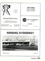 1984 Sonora High School Yearbook Page 170 & 171