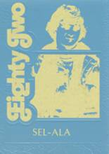 1982 Yearbook Selma High School
