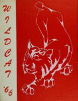 1966 Yearbook Woodside High School