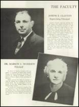 1949 Manasquan High School Yearbook Page 10 & 11