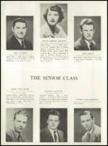 1949 Manasquan High School Yearbook Page 26 & 27