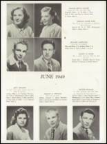 1949 Manasquan High School Yearbook Page 28 & 29