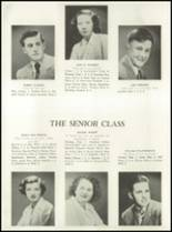 1949 Manasquan High School Yearbook Page 30 & 31