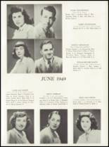 1949 Manasquan High School Yearbook Page 32 & 33