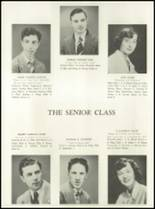 1949 Manasquan High School Yearbook Page 34 & 35
