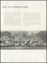 1949 Manasquan High School Yearbook Page 46 & 47