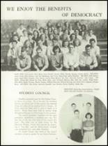 1949 Manasquan High School Yearbook Page 52 & 53