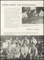 1949 Manasquan High School Yearbook Page 54 & 55