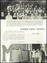 1949 Manasquan High School Yearbook Page 56 & 57