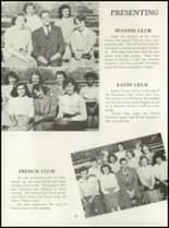 1949 Manasquan High School Yearbook Page 62 & 63