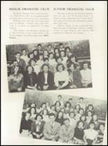 1949 Manasquan High School Yearbook Page 66 & 67