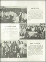 1949 Manasquan High School Yearbook Page 68 & 69