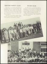 1949 Manasquan High School Yearbook Page 70 & 71