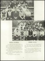 1949 Manasquan High School Yearbook Page 72 & 73