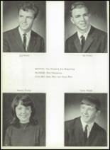 1967 Roaring Fork High School Yearbook Page 18 & 19