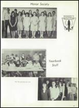 1967 Roaring Fork High School Yearbook Page 40 & 41