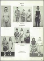 1967 Roaring Fork High School Yearbook Page 42 & 43