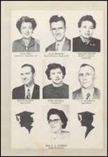 1950 Taylor County High School Yearbook Page 14 & 15