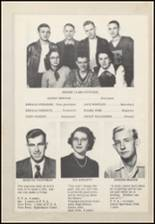 1950 Taylor County High School Yearbook Page 20 & 21