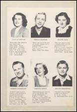 1950 Taylor County High School Yearbook Page 22 & 23