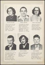 1950 Taylor County High School Yearbook Page 24 & 25