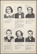 1950 Taylor County High School Yearbook Page 30 & 31