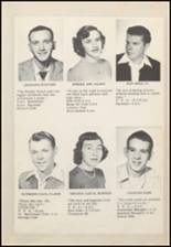 1950 Taylor County High School Yearbook Page 32 & 33