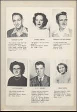 1950 Taylor County High School Yearbook Page 34 & 35