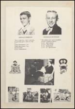 1950 Taylor County High School Yearbook Page 36 & 37