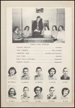 1950 Taylor County High School Yearbook Page 44 & 45