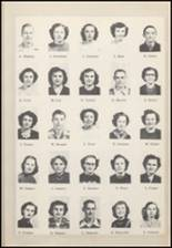 1950 Taylor County High School Yearbook Page 46 & 47