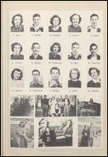 1950 Taylor County High School Yearbook Page 48 & 49