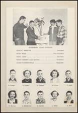 1950 Taylor County High School Yearbook Page 52 & 53