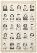 1950 Taylor County High School Yearbook Page 54 & 55