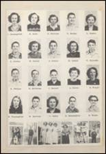 1950 Taylor County High School Yearbook Page 56 & 57