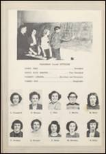 1950 Taylor County High School Yearbook Page 60 & 61