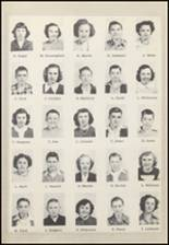 1950 Taylor County High School Yearbook Page 62 & 63