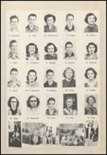 1950 Taylor County High School Yearbook Page 64 & 65