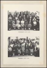 1950 Taylor County High School Yearbook Page 80 & 81