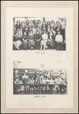 1950 Taylor County High School Yearbook Page 84 & 85